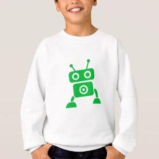 Robot Kid and Baby Clothes Sweatshirt