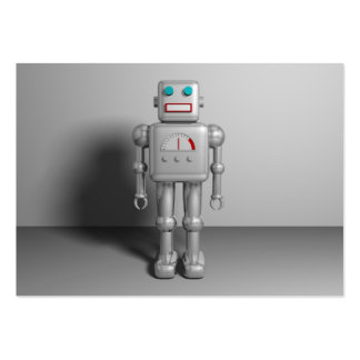 Robot Large Business Card