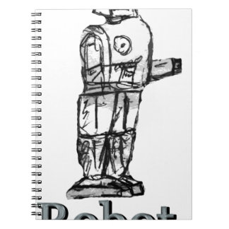 Robot Cuadernos
