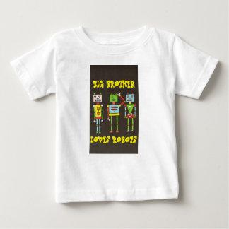 Robot Love Baby T-Shirt