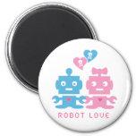 Robot Love Magnet