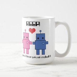 Robot Love Mug