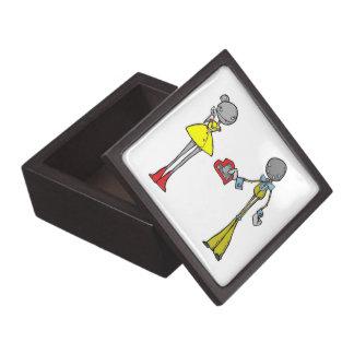 Robot Love Premium Jewelry Boxes