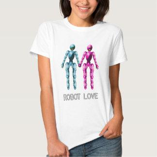Robot Love Tee Shirt