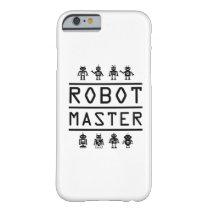 Robot Master Robotics Engineering Program Stream Barely There iPhone 6 Case