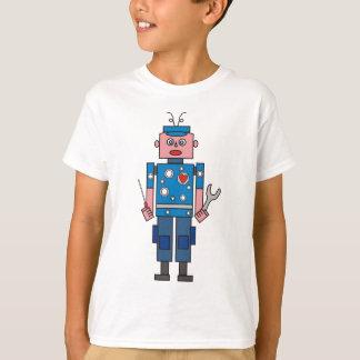 Robot Mechanic T-Shirt