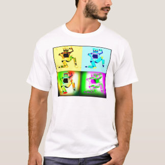 Robot Mix T-Shirt