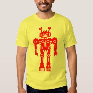 Robot Mk I - (rojo) - modificado para requisitos Playeras