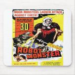 """Robot Monster"" Mousepad"