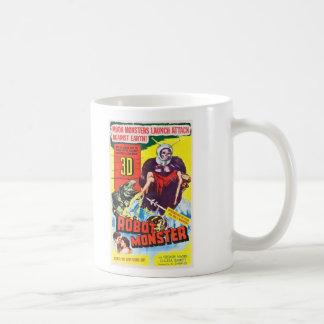 Robot Monster Mug