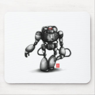 Robot Mouse Pad