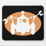 Robot Mouse Pad