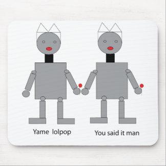 Robot Mousepad