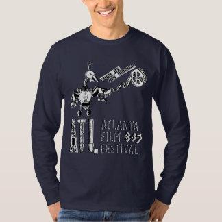 Robot Movie Bird long sleeve T Shirt