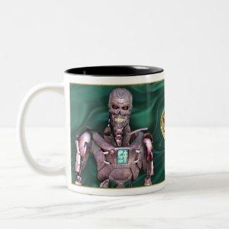 Robot Mug mug