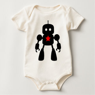 Robot Nation Baby Bodysuit