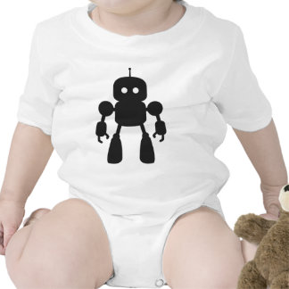 Robot Nation Rompers