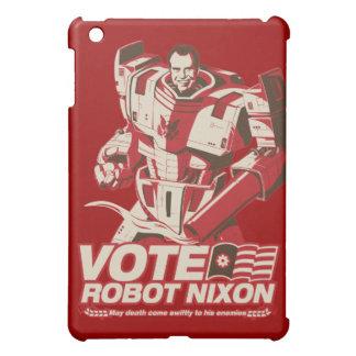 Robot Nixon - All Hail Robot Nixon iPad Mini Cases