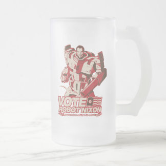 Robot Nixon - All Hail Robot Nixon Mugs
