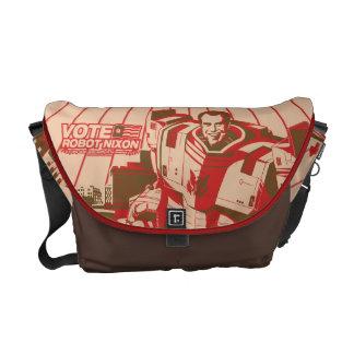 Robot Nixon Courier Bags