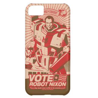 Robot Nixon Funda Para iPhone 5C