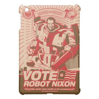 Robot Nixon iPad Mini Cover