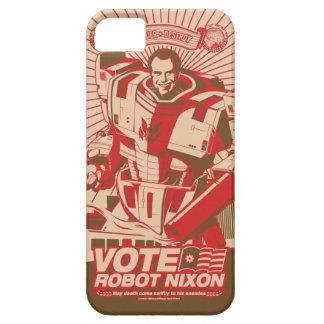 Robot Nixon iPhone 5 Funda