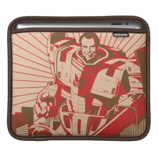 Robot Nixon Sleeve For iPads