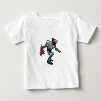 Robot No 7 Baby T-Shirt