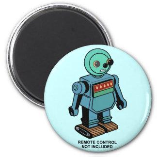 Robot no incluido teledirigido imán redondo 5 cm