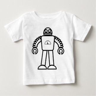 Robot One Baby T-Shirt