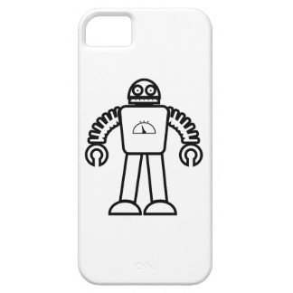 Robot One iPhone SE/5/5s Case