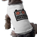 ROBOT PET SHIRT