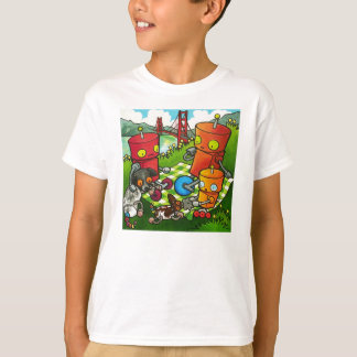 Robot Picnic T-Shirt