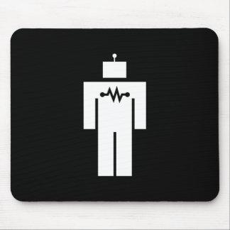 Robot Pictogram Mousepad