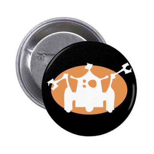 Robot Pins