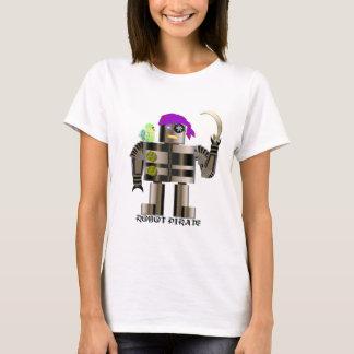Robot Pirate T-shirts