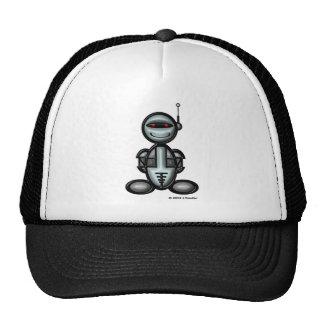 Robot (plain) trucker hat