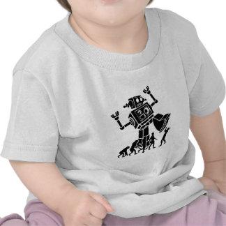 Robot Camisetas