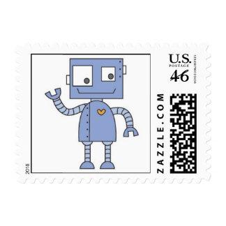 robot postage