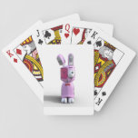 Robot Rabit Playing Cards