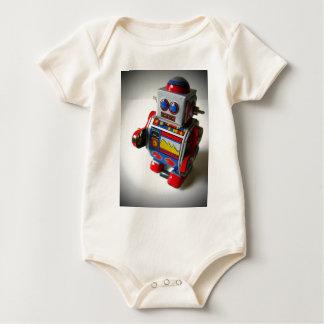 Robot retro body de bebé
