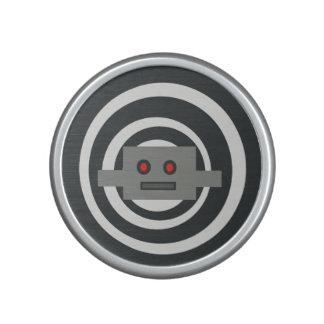 Robot retro - con Bluetooth y NFC Altavoz Bluetooth