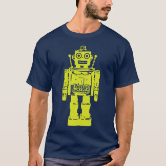 Robot retro playera