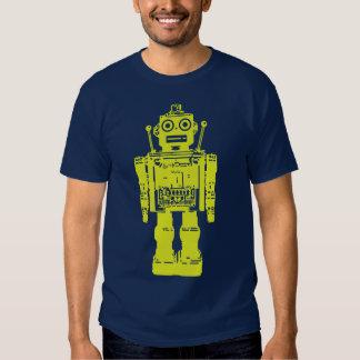 Robot retro playeras
