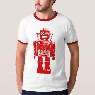 Robot retro poleras