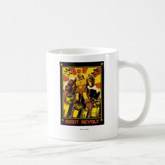 Robot Revolt Coffee Mug