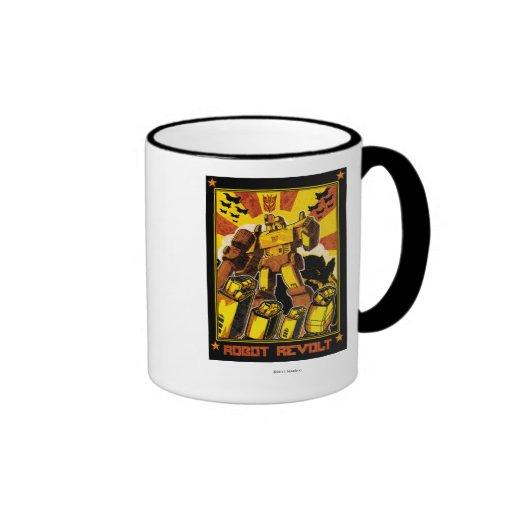 Robot Revolt Mugs