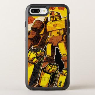Robot Revolt OtterBox Symmetry iPhone 8 Plus/7 Plus Case