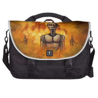 robot revolution scifi bag for laptop